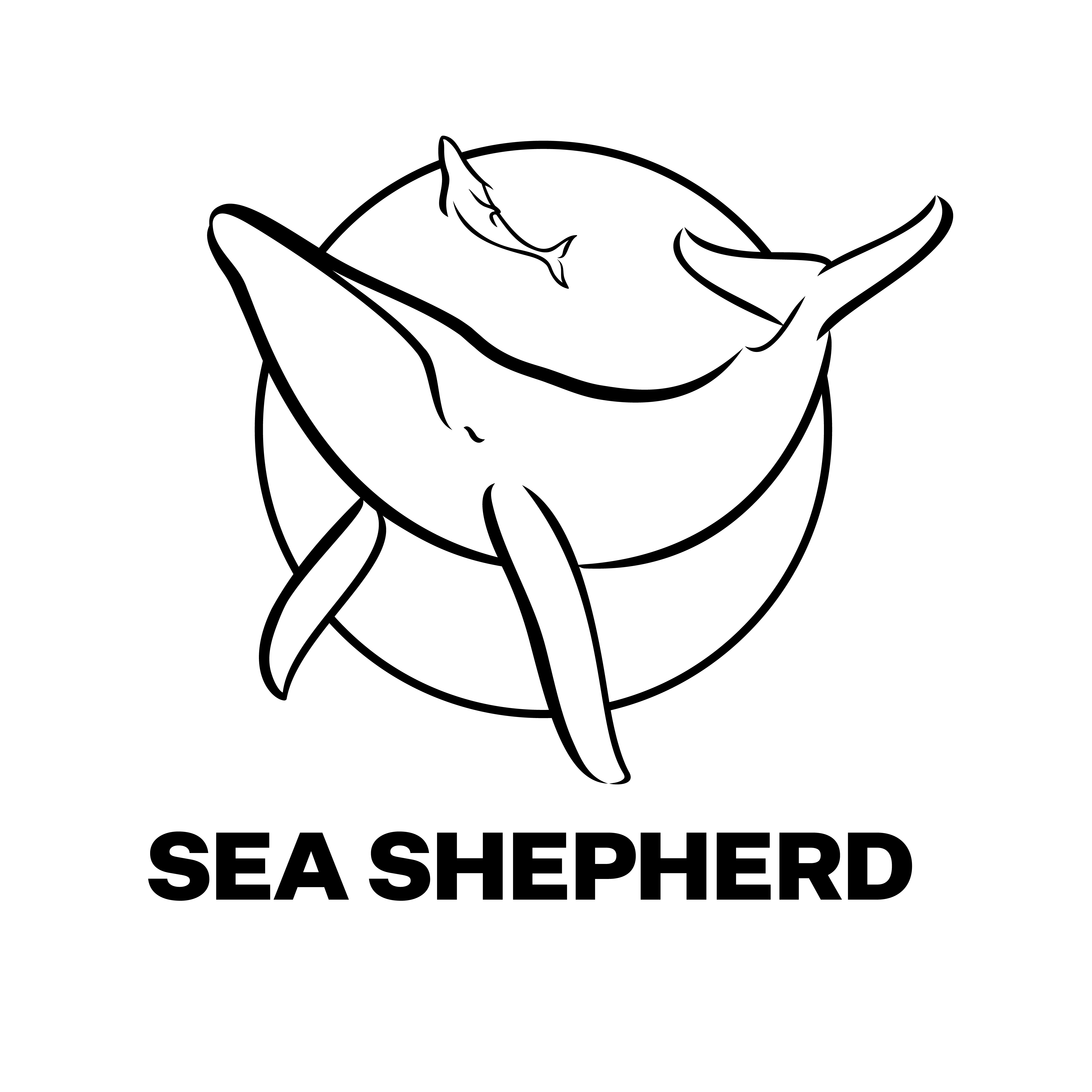 Sea Shepherd Wal-Logo